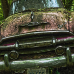 Top 5 Things You Can Do to Old Cars Sitting on Your Property